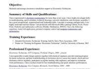 electronic assembler resume sample sample resume paper size domov