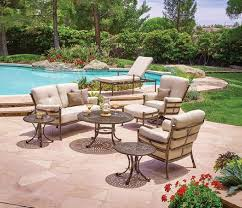 aluminum patio furniture atlanta aluminum outdoor furniture