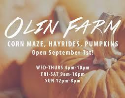 meijer open thanksgiving olin farm u0026 corn maze