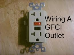 Design And Home Decor Outlet Idaho Falls by How To Install A Gfci Outlet Dengarden