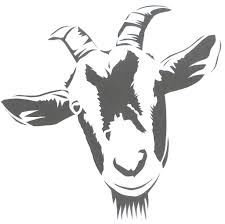 halloween makeup stencils goat stencil google search crafty pinterest goats