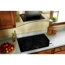Whirlpool Induction Cooktop 36 Whirlpool Gold 30 In Smooth Surface Induction Cooktop In Black
