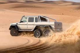 mercedes amg 6x6 price mercedes g63 amg 6x6 to cost 600 000 in germany