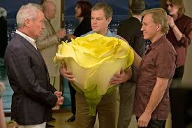 downsizing movie review in u0027downsizing u0027 matt damon sweats the small stuff the