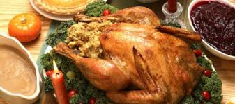 breaking your thanksgiving dinner by the numbers