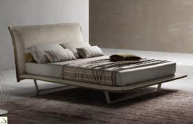 Double Bed Designs Catalogue Letto King Size Di Design In Tessuto Plaid Arredo Design Online