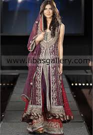 asifa u0026 nabeel bridal lehenga wholesale designer asifa and nabeel