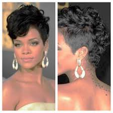 front and back view of hairstyles short hairstyles back view haircuts front and back unique rihanna