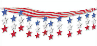 fourth of july decorations 50 4th of july decorations decor crafts to buy in 2017