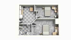 Floor Plan For Residential House Housing Service University Of Ottawa