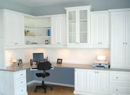 Built In Corner Desk Lateral File Cabinet Home Office Traditional With Built In Storage