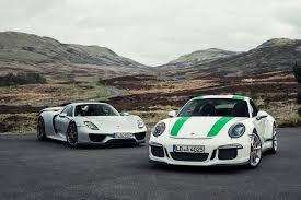 Porsche 918 Liquid Metal - porsche 918 spyder meets 911 r