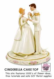 cinderella wedding cake topper cinderella wedding cake topper