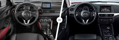 mazda interior 2016 mazda cx 3 vs mazda cx 5 suv sibling rivalry carwow