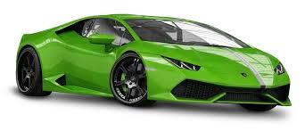 Lamborghini Huracan Green - green lamborghini huracan car png image pngpix