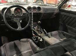 Custom 240sx Interior The New And Improved Datsun Interior From Carbonsignal Is