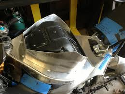 so im putting a 2011 r1 motor in a 2001 zx9r frame page 10