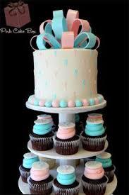 mickey u0026 minnie by annica u0027s cakes gender reveal pinterest