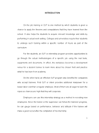 sample narrative essay pdf ojt narrative report mechanical engineering engineering