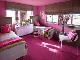 color ideas for teenage room pink patchwork patterned bedding