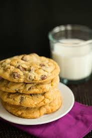 sea salt cashew and milk chocolate chip cookies brown eyed baker