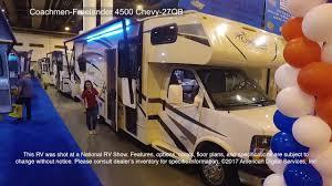 coachmen freelander 4500 chevy 27qb youtube
