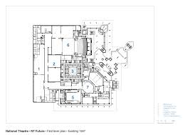national theatre floor plan gallery of national theatre haworth tompkins 29