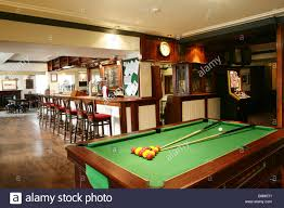 pool table in a pub bar stock photo royalty free image 21341937