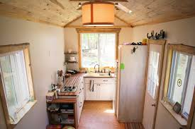 Andrew U0027s Family Tiny Home On Wheels Rooms And Spaces And Tiny Places