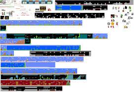 super mario bros super game sprite sheet originalthomasfan89