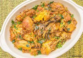 cuisine de la r nion cari poulet fermier noir cuisine créole île de la réunion stock