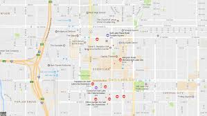 Map Of Salt Lake City Utah by Running In Salt Lake City Utah Best Routes And Places To Run In