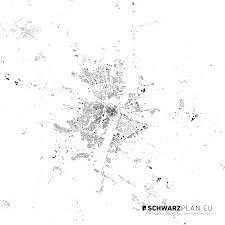 ground plan site plan u0026 figure ground plan of poznań for download as pdf dxf