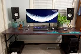 diy pipe computer desk a ordable pipe computer desk black iron table trends and