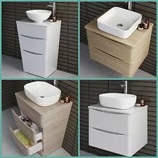 Cloakroom Furniture Vanity Units Bathroom Furniture Ebay