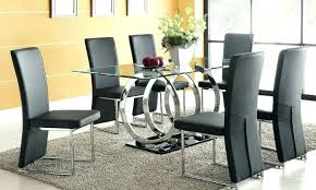 cheap glass dining room sets fancy dining table set luxury dining table set luxury dining room