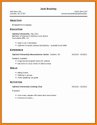 starter resume no experience how to prepare a resume with no experience sample resume no job
