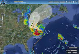 Map Of Gulf Of Mexico Pdc Weather Wall Tropical Cyclone Activity Report U0026 8211