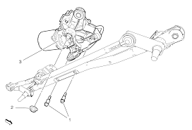 repair instructions windshield wiper motor replacement 2012