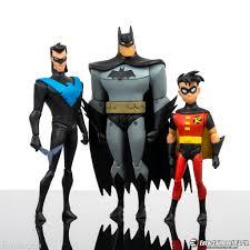 dc collectibles batman animated tnba nightwing robin gallery