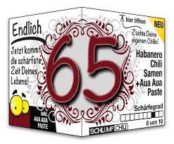 witzige spr che zum 60 geburtstag endlich 65 eine tolle geschenkidee zum 65 geburtstag und ein