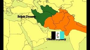 Persia Map The Map History Of Persia Youtube