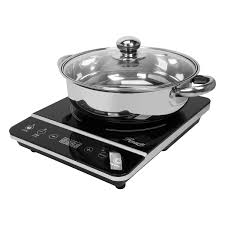 amazon com rosewill rhai 13001 1800w induction cooker cooktop