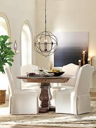 Circle Dining Table Kitchen Tables For 6 Iron Wood