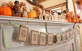 9 free printable thanksgiving decorations
