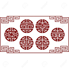oriental design set of oriental design elements royalty free cliparts vectors and