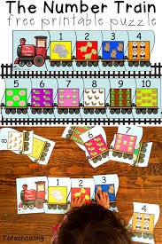 train number puzzle for toddlers totschooling toddler