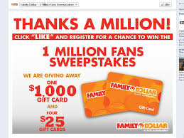 family dollar fans on sale family dollar 1 million fans sweepstakes