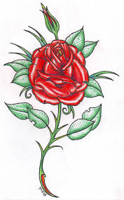 roses and thorns tattoo designs rose thorn tattoo designs tattoo