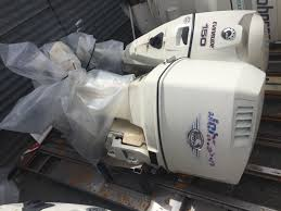 johnson evinrude 150 hp v6 60 degree outboard boat motor engine 25